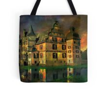 Water Castle ....... Tote Bag