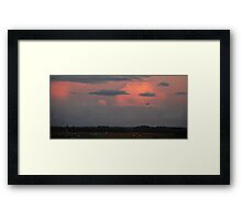 Another Virgin leaves the Gold Coast Framed Print