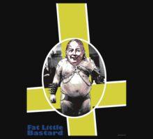 "Fat Little Bastard: ""All Heil Fat Satan!"" by uscds"