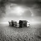 Sand II by Michal Giedrojc