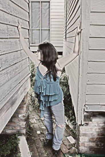 Cajun Alley Girl by CajunBeauty