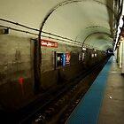 subway station by Amanda Huggins