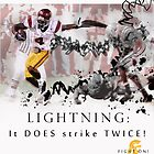 Lightning DOES Strike Twice by Christopher Nicola