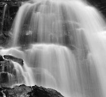Waterfall Umbrella by Stephen Vecchiotti