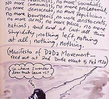DadA manifesto by Loui  Jover