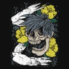 Skull & Roses by AtomicChild