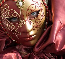 Carnival of Venice by Luciano Fortini
