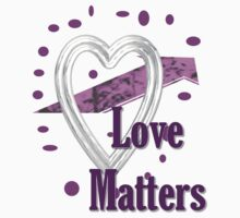 Love Matters by Melissa Park