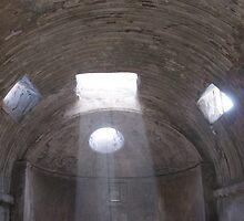 The Forum Baths, Pompeii by Kymbo