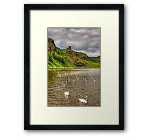 St Margaret's Loch Framed Print