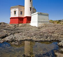 Coquille River Lighthouse by Bryan Peterson