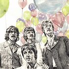 The Beatles #4 by L K Southward