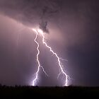 Double Bolts - Beaudesert, Australia by SouthBrisStorms