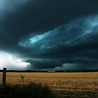 Menacing Skies by SouthBrisStorms