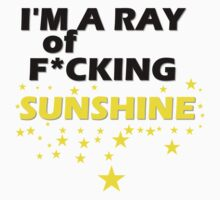 I'm A Ray of F*cking Sunshine by Melissa Park