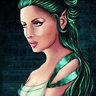 Green Despair by StylishDexterit