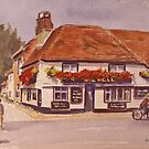 The bell, Hythe - Kent by Beatrice Cloake