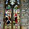 Window #3 - St Oswald&#x27;s Church - Arncliffe by Trevor Kersley