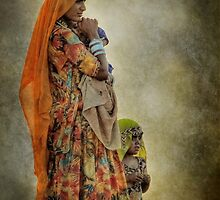 Gipsy of the Thar Desert - Rajasthan by mangini
