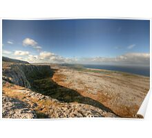 Fanore village view Poster