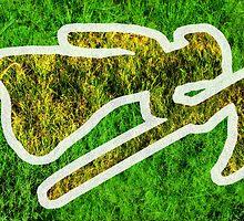 The last crime scene - Death was found dead... by Denis Marsili - DDTK