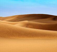 Dunes of Maspalomas by Rob Hawkins