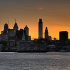 Philadelphia Sunset by StudioEleven