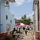 Market at Trinidad, Cuba by buttonpresser