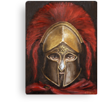 Leonidas  (King of Sparta) Canvas Print