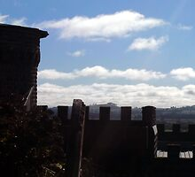 Kryal Castle - Ballarat (Views over the front wall) by adgray