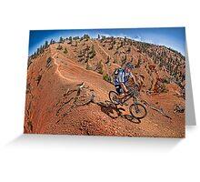Thunder Mountain, Utah Greeting Card