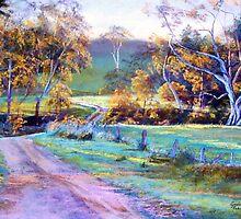 Winding Back by Lynda Robinson