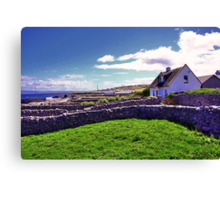 A day in Inis Oirr! Canvas Print