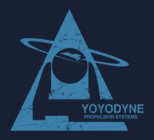 Yoyodyne Propulsion Systems by synaptyx