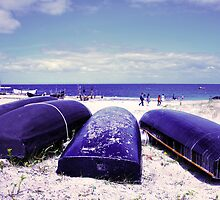 Summer by the beach by rickvohra