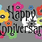 Happy Anniversary! by Emma Harckham