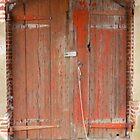 Big Red Door by photobynumbers