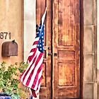 Veterans' Day in the Barrio by Linda Gregory