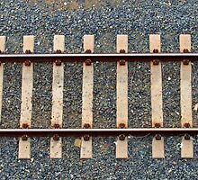 Tracks - Corona Station by Stephen Burke