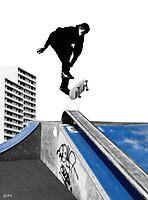 Skateboarder 2 by Erika-photo