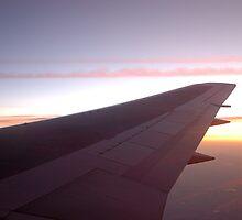 aircraft wing by bayu harsa