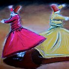 Whirling Dervish by seanh
