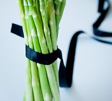 Asparagus  by juliegrath