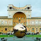 Vatican Garden by juliegrath