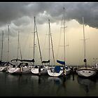 A storm is brewing.... by Tim and Loz .