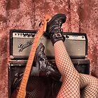 Fishnet Rocker by CajunBeauty