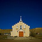 Church at San Luis by TheBlindHog