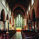 198208240030 Nave Anglican Cathedral Perth by Fred Mitchell