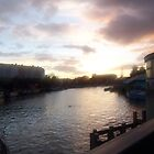 bristol harbour by gyspysoul