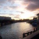 bristol harbour by gyspysoul